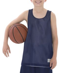 PRO MESH REVERSIBLE YOUTH TANK TOP Thumbnail