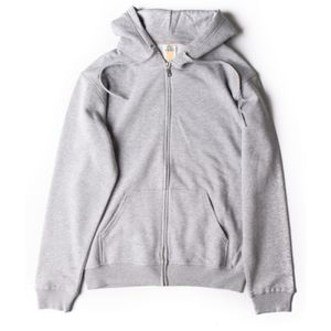 Premium Fleece Zip-Up Hoodie Thumbnail