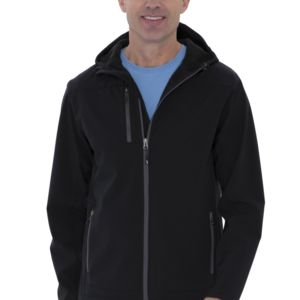 ESSENTIAL HOODED SOFT SHELL JACKET Thumbnail