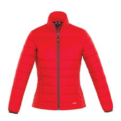 ARTIC QUILTED DOWN LADIES JACKET Thumbnail
