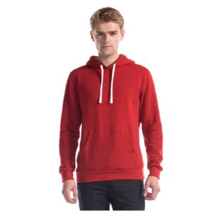 Three End Bamboo Fleece Hooded Sweatshirt Thumbnail