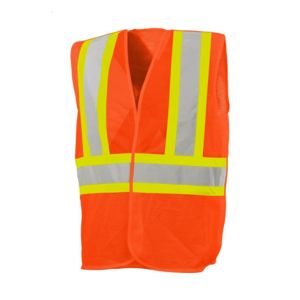 FIVE POINT TEAR-AWAY SAFETY VEST Thumbnail