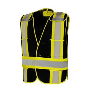 FIVE POINT TEAR-AWAY SAFETY VEST, UNIVERSAL SIZE Thumbnail