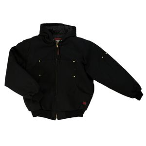 Hooded Bomber Jacket Thumbnail