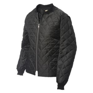 Hooded Quilted Freezer Jacket Thumbnail