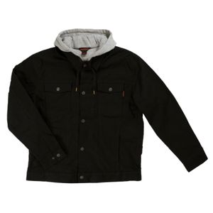 Hooded Trucker Jacket Thumbnail