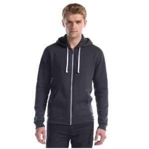 Slim Fit Full Zip Hoody Thumbnail